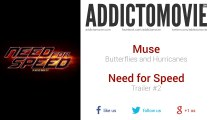 Need for Speed - Trailer #2 Music #1 (Muse - Butterflies and Hurricanes)