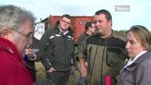 Jeunes agriculteurs : Gâchis des terres agricoles (Quimper)