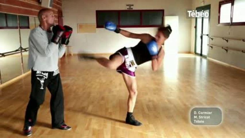 Kick-Boxing : Portrait de Cindy Perros (Brest)