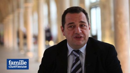 3 minutes en vérité avec Jean-Frédéric Poisson, Président du Parti Chrétien Démocrate
