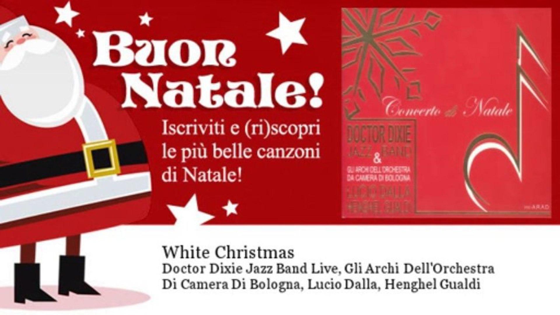 Doctor Dixie Jazz Band Live, Gli Archi Dell'Orchestra Di Camera Di Bologna, Lucio  - White Chri