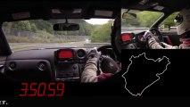Michael Krumm Attacks Nürburgring in Nissan NISMO GT-R