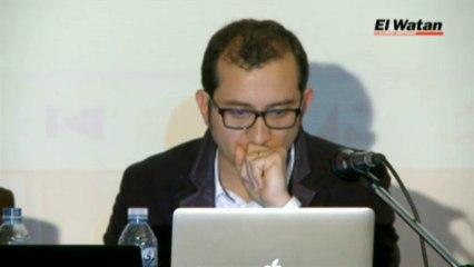 Ouverture des débats d'El Watan et intervention de Smaïl Goumeziane