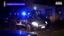 'Ndrangheta: operazione carabinieri nel Reggino, 12 arresti