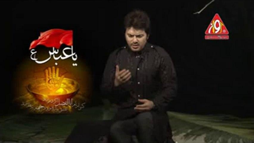 Main Hoon Dar-e-Abbas Ali Haider Noha 2013-14