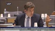 TRAVAUX ASSEMBLEE 14EME LEGISLATURE : Audition d'Arnaud Montebourg, ministre du Redressement productif, par la commission d'enquête Goodyear Amiens-Nord