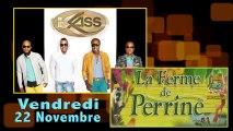 Le Groupe KLASS live Ferme de Perrine Dj Jean Michel & Ricardo Vendredi 22 Novembre 2013