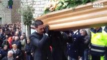 Maltempo Sardegna: i primi funerali a Tempio Pausania