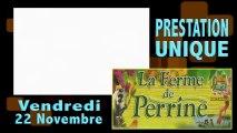 Le Groupe KLASS   Ferme de Perrine Dj Jean Michel & Ricardo Vendredi 22 Novembre 2013