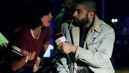 Pitchfork 2013 - Jalouse x Converse presents Isabelle du groupe Syracuse