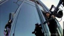 Tom Cruise is a Brave man - Watch Him On Burj Al Khalifa During Shooting of MI6