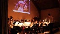 La Musique Harmonie de Wangen fait son cinéma / La vie est belle