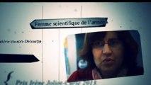 """Prix Irène Joliot-Curie 2013 : Valérie Masson-Delmotte, Prix de la """"Femme scientifique de l'année"""""""