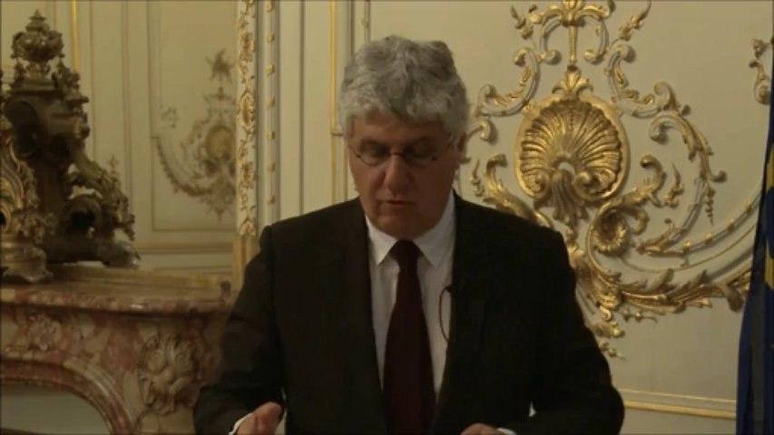 Extrait de l'intervention de Philippe Martin lors du congrès de FNE Paca