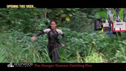 WATCH THIS: The Hunger Games-Catching Fire Sneak Preview!