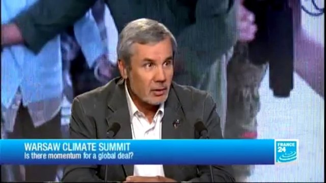 Will Steffen, Executive Director of the Climate Change Institute, Australian National University