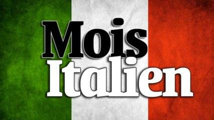 Mois Italien sur Eurochannel