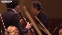 Nicolas Baldeyrou -  First Rhapsody for clarinet, Debussy (conducted by Myung-Whun Chung)