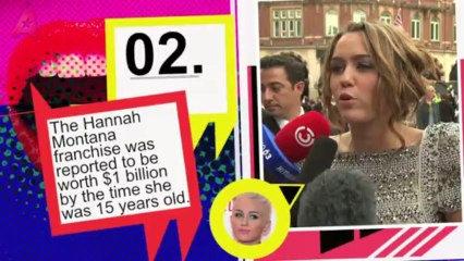 Miley Cyrus: 10 Things You Didn't Know
