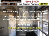 USA Catering Trailer Manufactures!