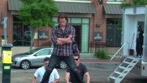 Channing Tatum Parodie Jean-Claude Van Damme dans la publicité Volvo Trucks