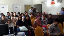 Visit of Students of Mehran University of Sciences and Technology Jamshoro of Dar-us-Shifa Dialysis Centre
