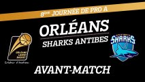 Avant-Match - J08 - Orléans reçoit Antibes