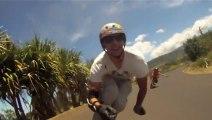 Longboarding Reunion Island - The Fields - 2013