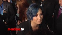 "Demi Lovato ""I Hate Posing For Paparazzis On The Red Carpet""  - Frozen Premiere"
