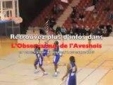 Basket Aulnoye Nationale 1 basket féminin contre La Garnache 16-11-13