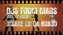 DJ's From Mars Feat. Fragma - Insane (In Da Brain) DJ Ross & Alessandro Viale Remix Radio Edit