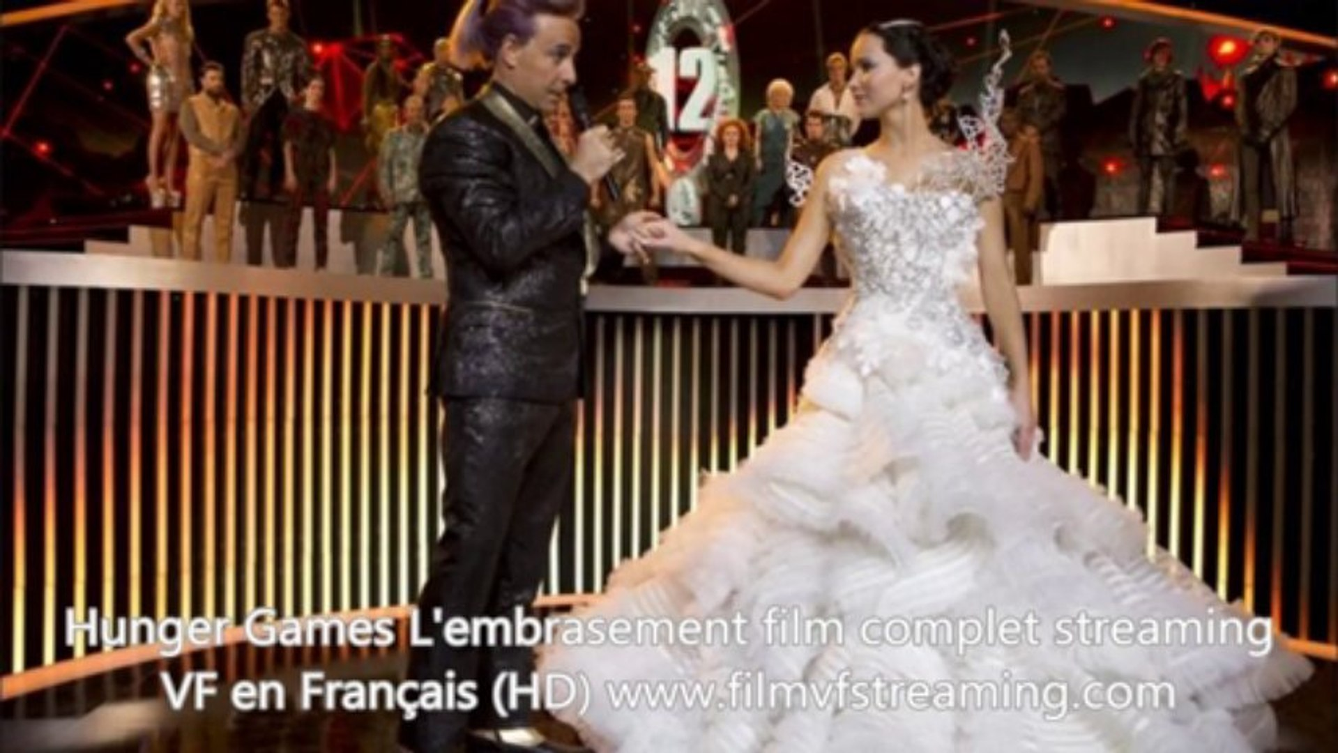 Hunger Games L'embrasement voir film entier en Français online streaming VF entièrement