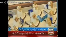 Dollar hikes, gold price declines in Pakistan