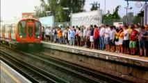 Overnight tube trains but 750 job cuts
