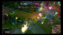 Fear of AOE Comp_LOL Champs Spring 2013 Highlight 3rd Place_Match3_by Ongamenet
