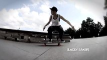Girls know how to skate  - Europe Skate Tour - 2012