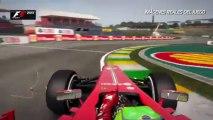 F1 2013 - Brazil Hotlap