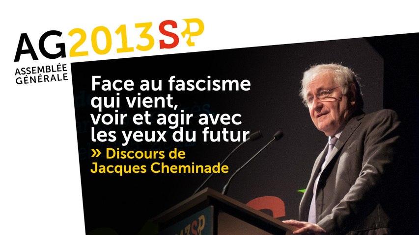 Face au fascisme qui vient, voir et agir avec les yeux du futur - Jacques Cheminade