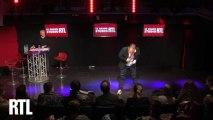 François-Xavier Demaison dans le Grand Studio RTL spécial Humour de Laurent Boyer.