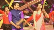 Imran & Kareena Promoting Gori Tere Pyaar Mein on Nach Baliye