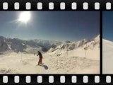 Ski à Barèges  Yann,Pierre,Alex  Février 2013