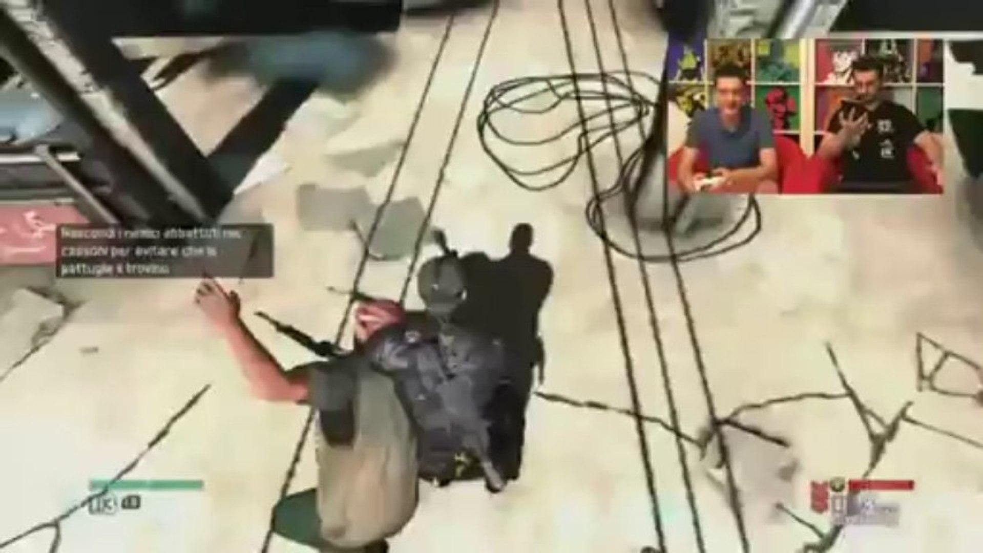 PLAY Live - Splinter Cell Blacklist