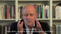 Intervention vidéo de Jeremy Rifkin pour le forum PS «Le progrès face aux idéologies du déclin»