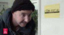 ZAPPING ACTU DU 22/11/2013 - Olivier Besancenot braque Liliane Bettencourt