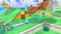 Super Mario 3D World (WIIU) - Trailer 07 - Dix nouveautés (FR)
