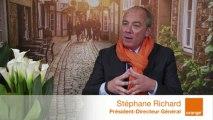 DRCLG - SMCL 2013 : Interview de Stéphane Richard, Président Directeur Général