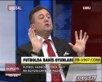 Hakan Hanoğlu - Ekopolitik  22.11.2013 Sporda Bahis Oyunları