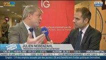 Daybyday, un bureau spécialisé dans l'analyse technique: Julien Nebenzahl, dans Intégrale Bourse - 22/11