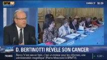 BFM Story: Dominique Bertinotti, la ministre déléguée à la Famille révèle son cancer du sein - 22/11