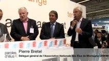 SMCL 2013 : Dédicace du 9e tome de Paroles d'élus